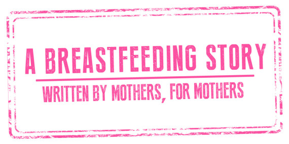 A Breastfeeding Story Banner