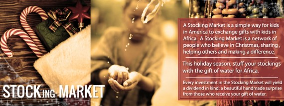stocking market clean water projects