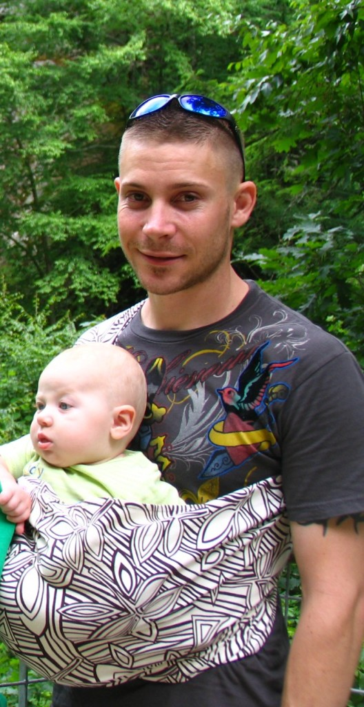 Brodie - Real Man of Attachment Parenting