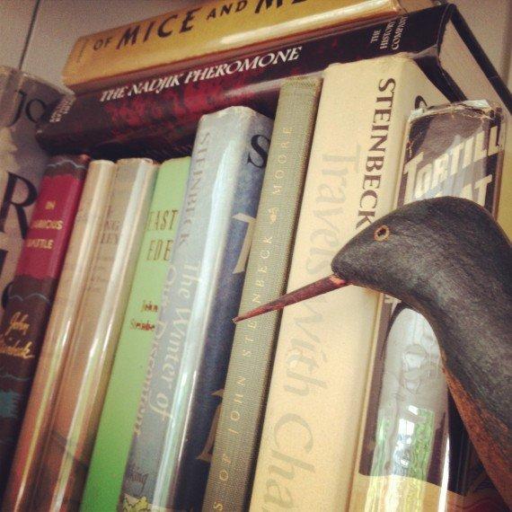 john steinbeck's cottage carmel