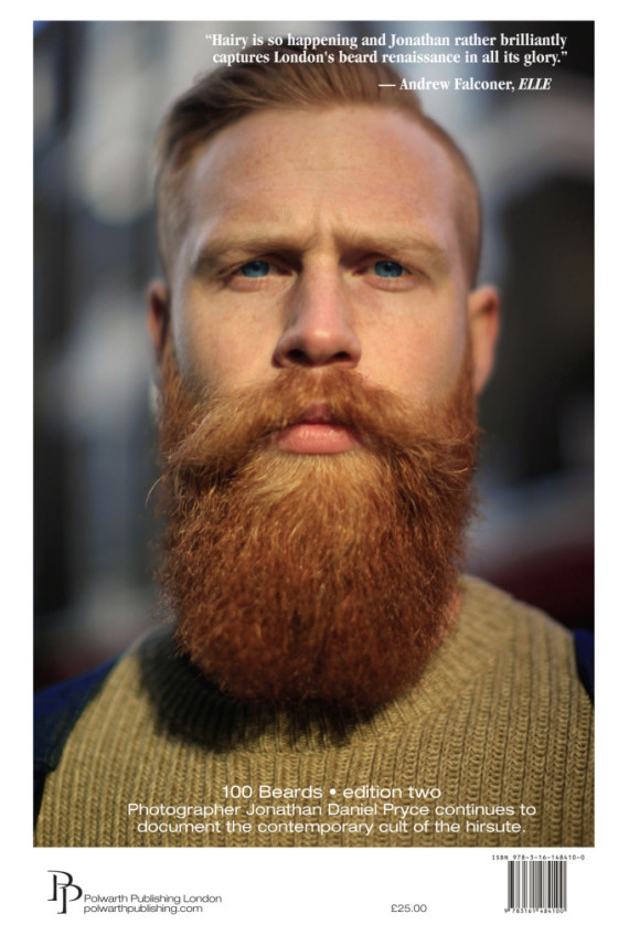 100 Beards Cover 2