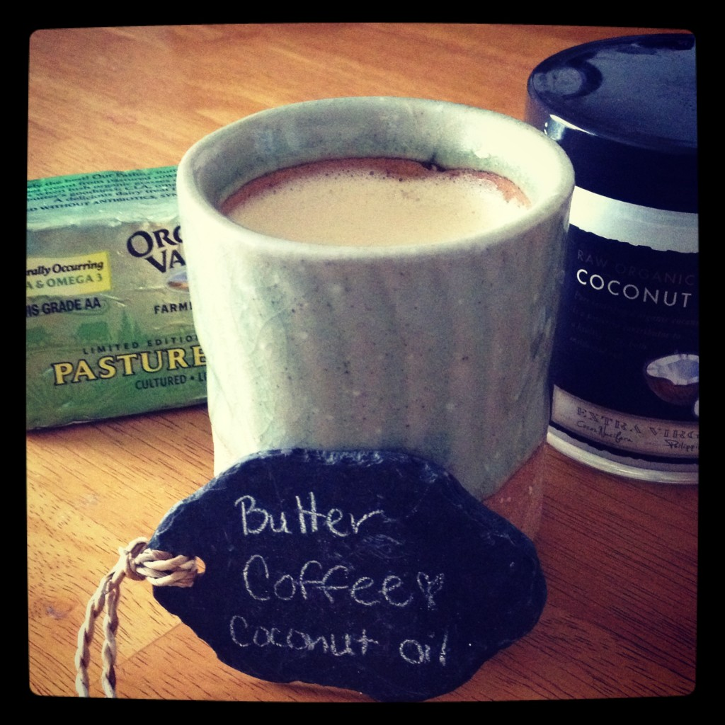 Honey Coconut Oil And Butter Coffee Recipe