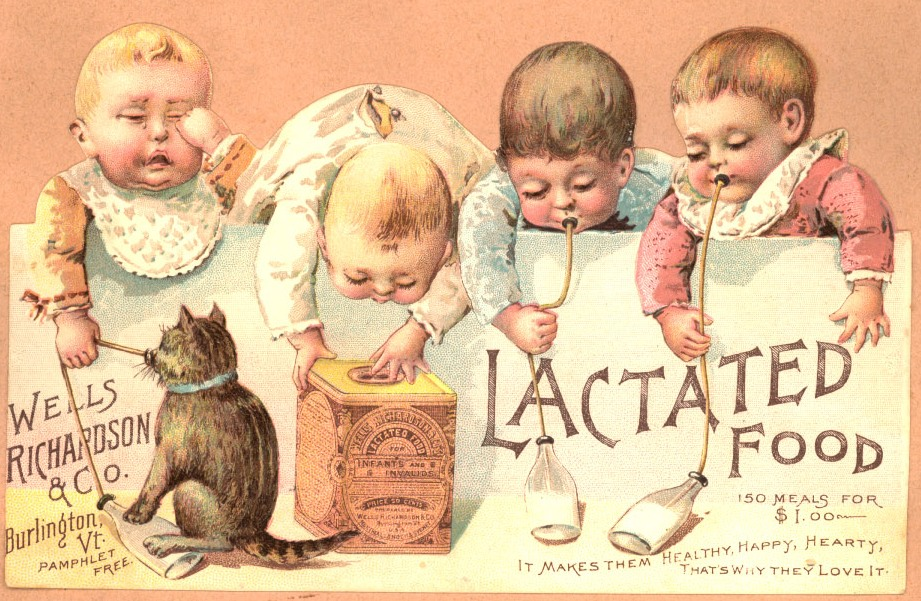 The History Of The Baby Bottle