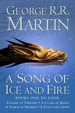 A song of ice and fire last book
