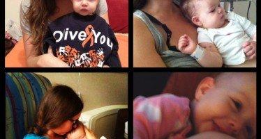 A Breastfeeding Story: Breastfeeding Through Leukemia