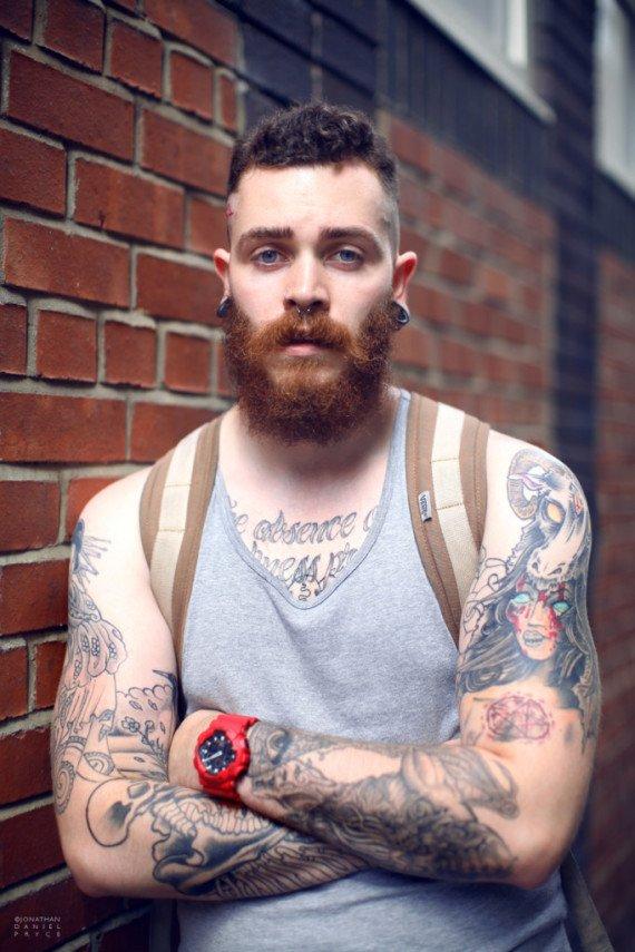 100 Beards 9