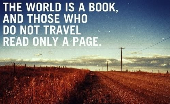 Check Out These 11 Inspirational Travel Quotes